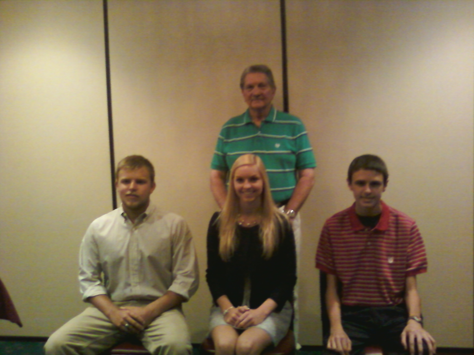 Scholarship Recipients 2012